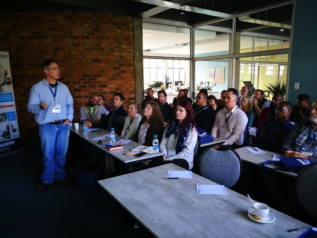 TIMA Workshop in Wirsam Head Office 3