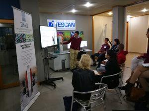 TIMA Workshop in Wirsam Head Office