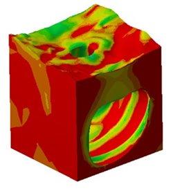 3D sample reconstruction