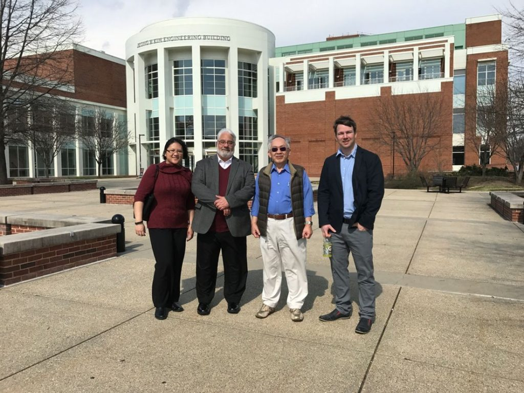 TESCAN and EDAX workshop at the University of Maryland