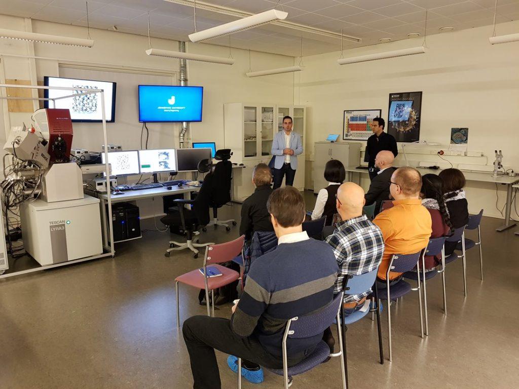 workshop in Jönköping 2