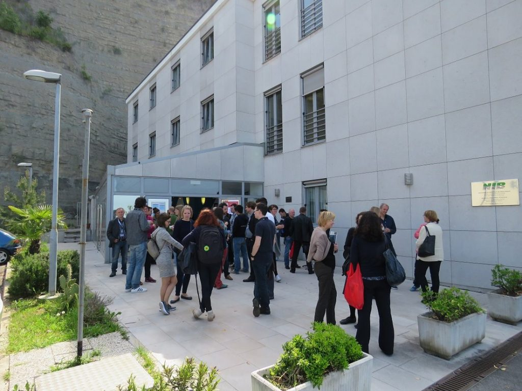 TESCAN at the 2nd Slovene Microscopy Symposium