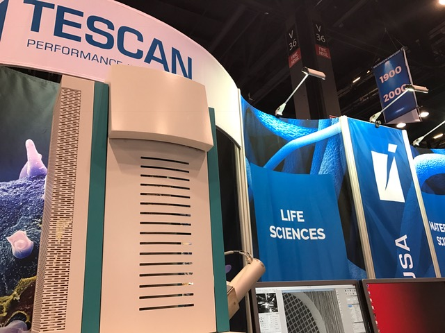TESCAN at Pittcon 2017