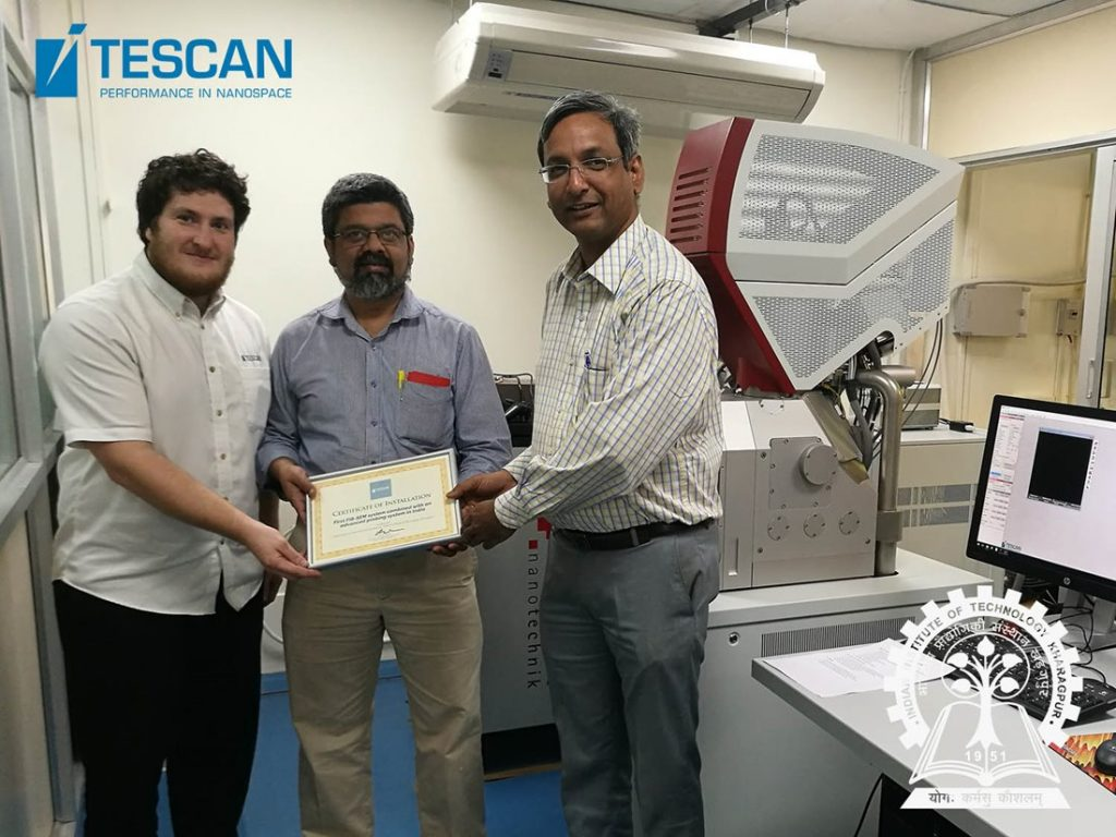 TESCAN at the Indian Institute of Technology
