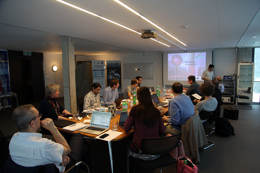 Final Workshop on the STEEP project 2017