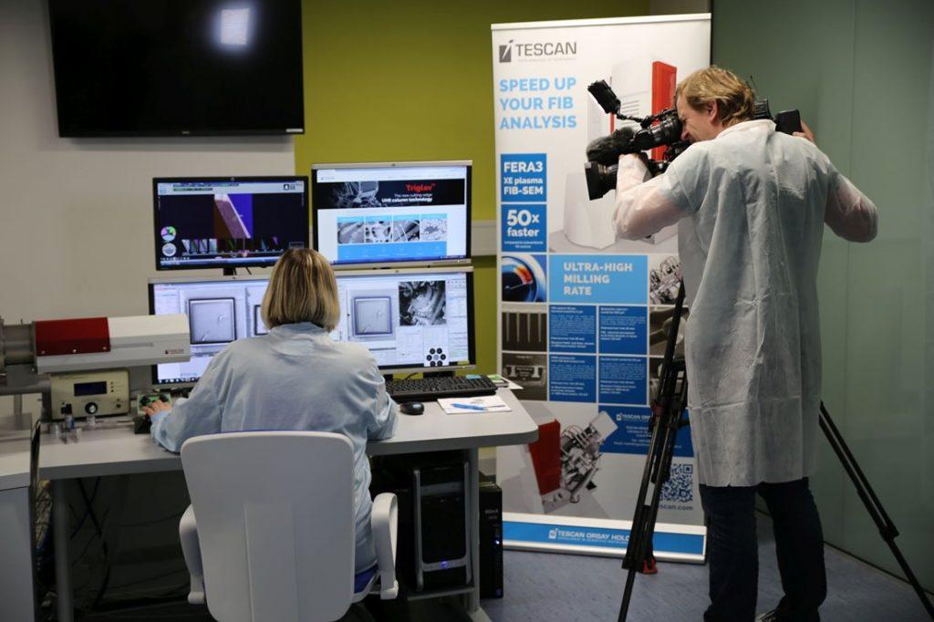 ARD1 TV in TESCAN